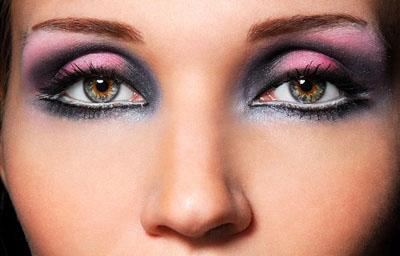 уроки вечернего макияжа