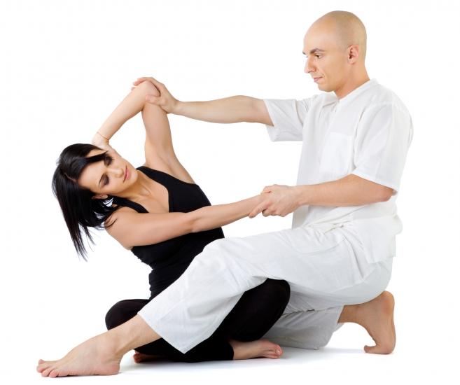 тайский массаж уфа