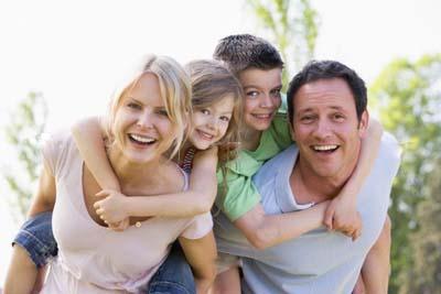 Как воспитать детей счастливыми