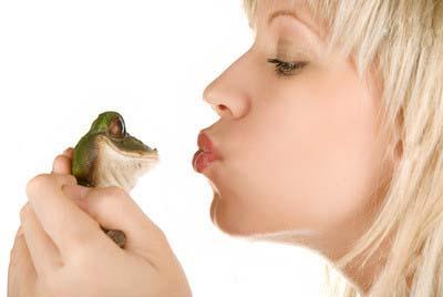 Как правильно целоваться?
