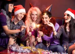 Как весело встретить Новый год 2012