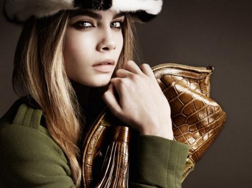 Мода осень-зима-2012 тренды