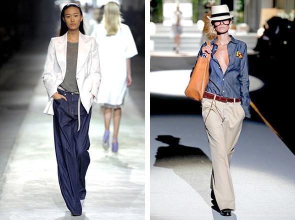 Мода осень-зима-2012 мужской стиль