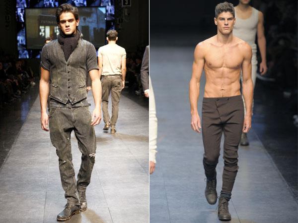 мужская мода 2010