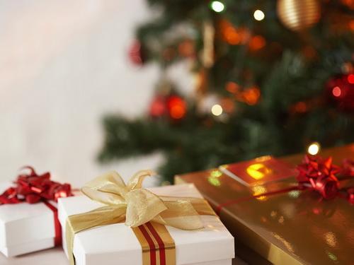 Делаем подарок к Новому году своими руками