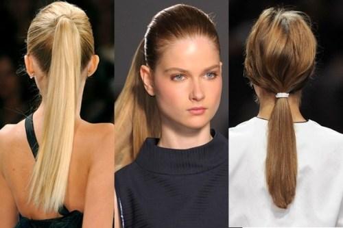 Прически 2012: тенденции моды