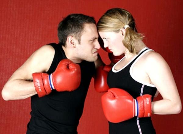 Семейные ссоры в парах