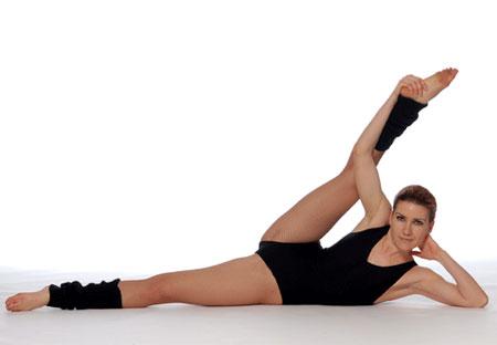Стретчинг - растяжка мышц