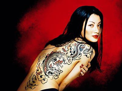 татуировки и их значения: тайны рисунков