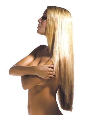 Холодное наращивание волос технология