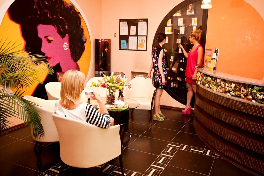Вы просматриваете изображения у материала: Парадиз, салон красоты и SPA