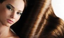 Итальянское ламинирование волос от салона-парикмахерской  Красивые люди!
